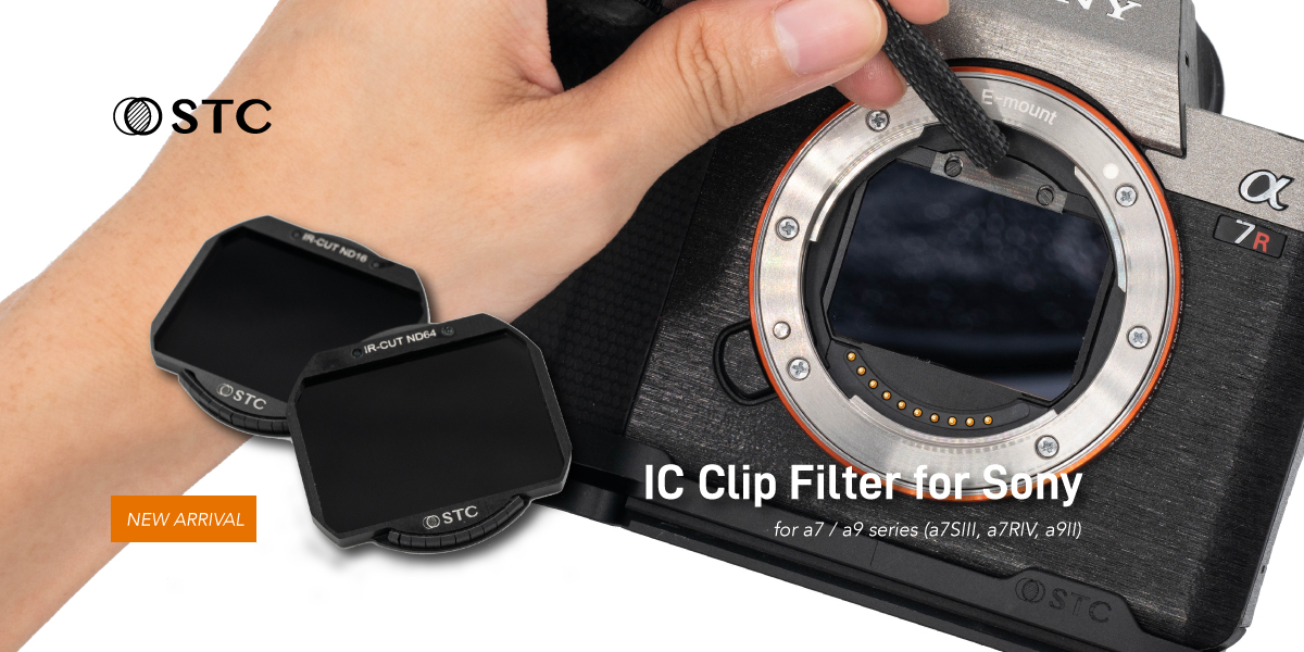 STC IC Clip filter for SONY FF